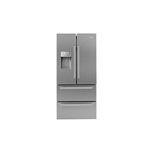 Photo de frigo-americain-beko-gne60532dx
