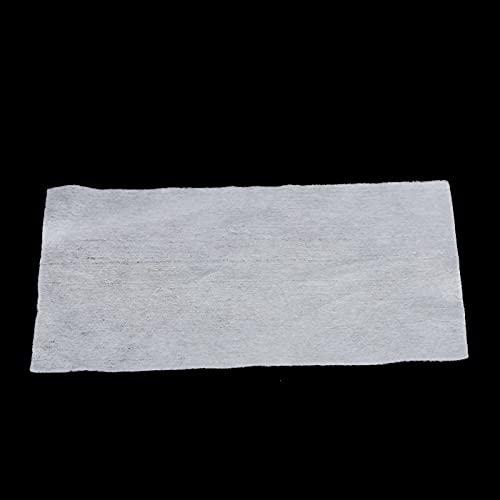 Almohadillas de algodón, toallita de algodón natural para desmaquillar