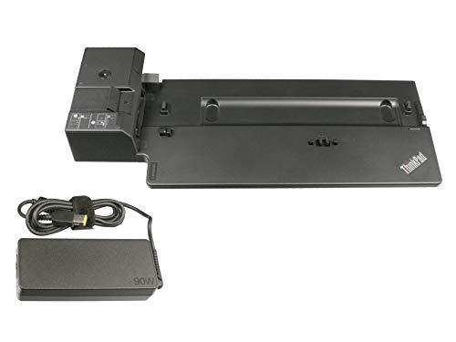 Lenovo ThinkPad Basic estacion de Acoplamiento Incl. 90W Cargador para la série ThinkPad X1 Yoga 5th Gen (20UB/20UC)
