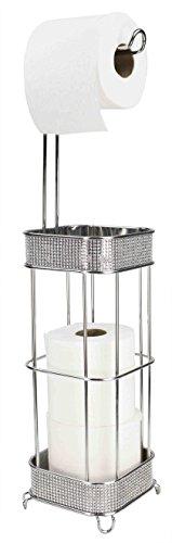 Top 10 best selling list for free standing porcelain toilet paper holder
