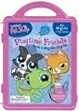 Littlest Pet Shop Book and Magnetic Playset by Hasbro Littlest Pet Shop (2008) Board book