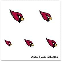 Wincraft Arizona Cardinals 20 Pack Nail Stickers Tattoos