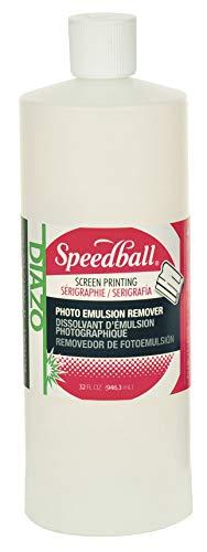 Speedball Diazo Photo Emulsion Remover, 32-Ounces
