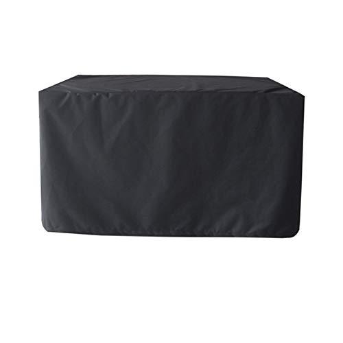 FOGUO Funda de salón de jardín rectangular 45 x 40 x 25 cm, funda de protección para muebles de 600D, funda para muebles, exterior, antipolvo, impermeable y anti-UV, tela Oxford, para mesa, sofá