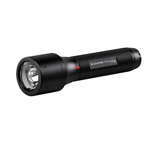 Ledlenser P6R Core QC LED Taschenlampe, Multicolor-LED, Strobe Funktion, 270 Lumen, 335 Meter Leuchtweite, 1 Stk.