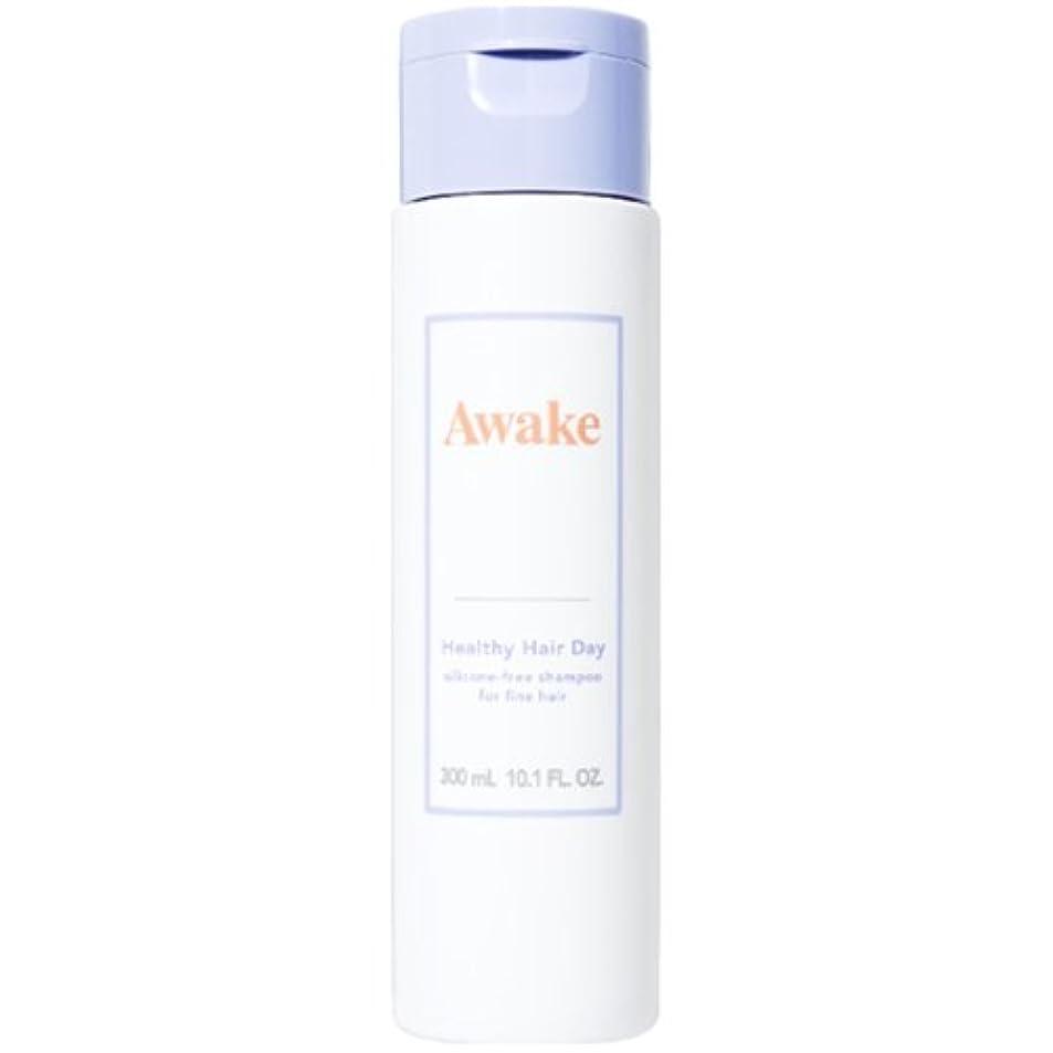 無釈義湿地アウェイク(AWAKE) Awake(アウェイク) ヘルシーヘアデイ シリコーンフリー ヘアシャンプー ハリコシアップヘア用 (300mL)