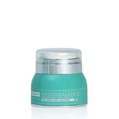 Urban Skin Rx HydraBalance Instant Moisture Infusion   Luxurous, Fragrance-Free Formula Provides Intense Hydration and a Youthful Looking Glow, Formulated with Squalane and Hyaluronic Acid   1.69 Oz