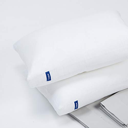 Casper Sleep Pillow for Sleeping, Standard, White...