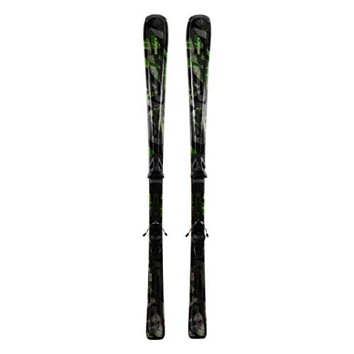 Elan Gebrauchte Ski Waveflex 72 + Befestigungen