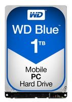 WD WD10JPVX Blu Hard Disk Mobile da 1 TB, 5400 RPM, SATA 6 GB/s, 2.5 ', 9.5 mm