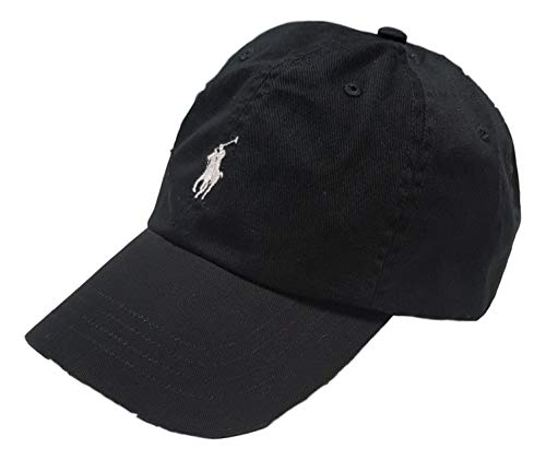 Ralph Lauren Herren Classic Sport Cap schwarz