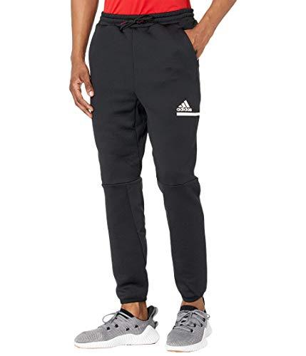 adidas Men's Standard Z.N.E. AEROREADY Pants, Black, M