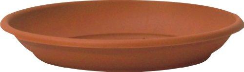 Ivyline Petra piattino con Diametro 46cm, Colore: Terracotta