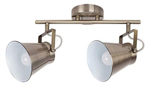 Rabalux Martina Spot bronze Schirm: Metall