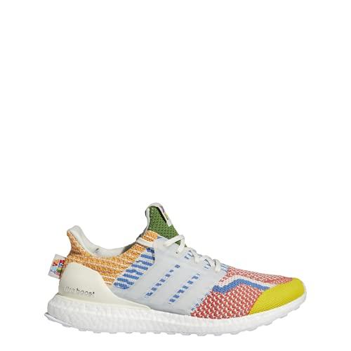 Adidas Ultraboost 5.0 DNA Calzado Deportivo Running para Hombre Color Off White/Off White/Light Purple Talla 43 1/3