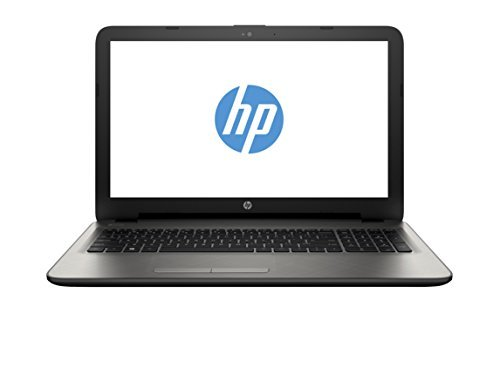 HP 15.6 inch HD Laptop, Latest Intel Core i3-7100U 2.4GHZ, 8GB DDR4 RAM, 500GB HDD, HDMI, Bluetooth, SuperMulti DVD, WiFi, HD Webcam, Windows 10- Silver (Renewed)