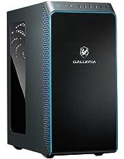 ゲーミングPC デスクトップPC パソコン デスクトップ GALLERIA ガレリア XA7C-67XT Core i7-11700/RX6700XT/16GBメモリ/1TB SSD 10208-4101