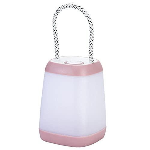 LPWCAWL Luz de noche de cordón portátil, recargable LED luz de noche, adecuado para dormitorio cabecera decoración...