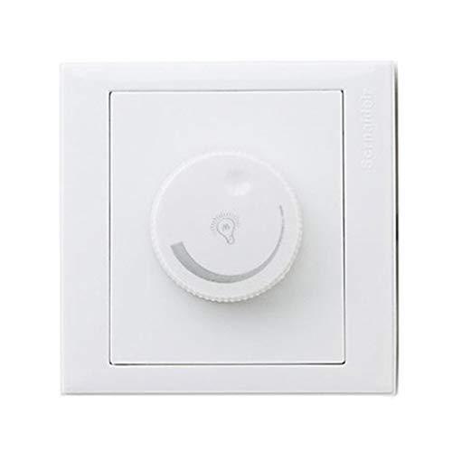 P Prettyia Interruptores de Iluminación para El Hogar Inteligente con Control de Encendido Y Apagado Control de Ventilador de Techo