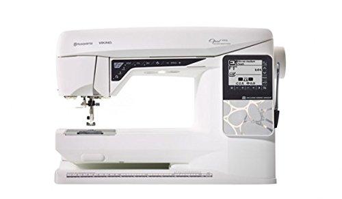 Máquina de coser electrónica Husqvarna Viking Opal 690Q