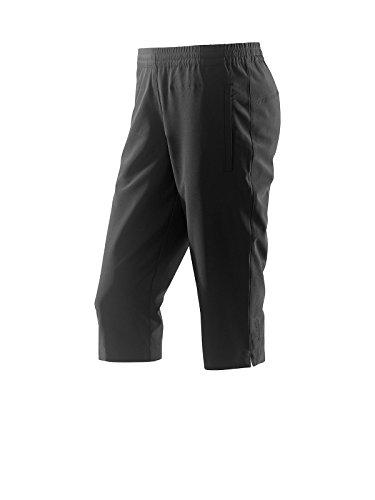 Joy Sportswear Suzy Damen Caprihose für Freizeit, Sport & Fitness Normalgröße, 42, Black