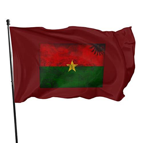 Generic Brands Burkina Faso Flagge Banner Flaggen Banner