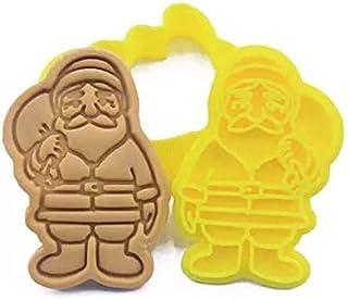 Santa Cookies Cutter