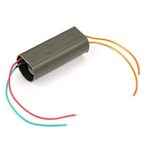 Módulo de alimentación de 3 a 6 V CC a 400 KV, módulo de alta tensión para transformador de pulso, generador, módulo de bobina de pulso de arco