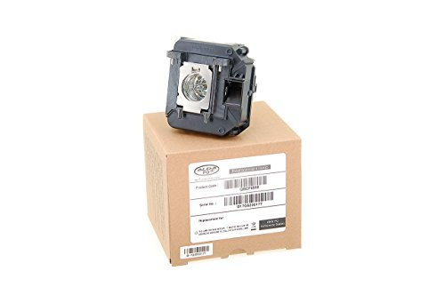 Alda PQ Referenz, Lampe für EPSON EH-TW5900, EH-TW5910, EH-TW5910W, EH-TW6000, EH-TW6000W, EH-TW6100, EH-TW6100W, H421A, H450A, HC3010, HC3010E, HC3020, HC3020E Projektoren, Beamerlampe mit Gehäuse