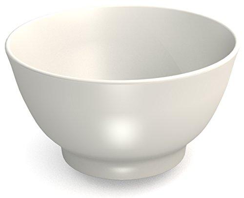 Ornamin Bol 450 ml Blanc (Modèle 435) / bol à céréales, bol à salade, bol à dessert