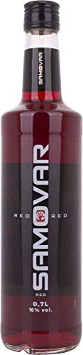 Samovar Samovar Red 16% Vol. 0,7l - 3 Paquetes de 700 ml - Total: 2100 ml