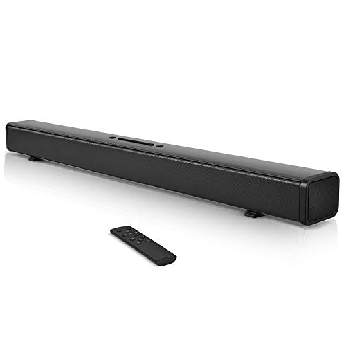 Soundbar for TV, 32-inch Home Theater Stereo Sound Bar Wall Mountable TV Speakers with Subwoofer,...