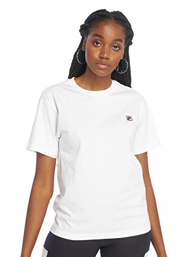 Fila Nova Cropped W T-Shirt Bright White