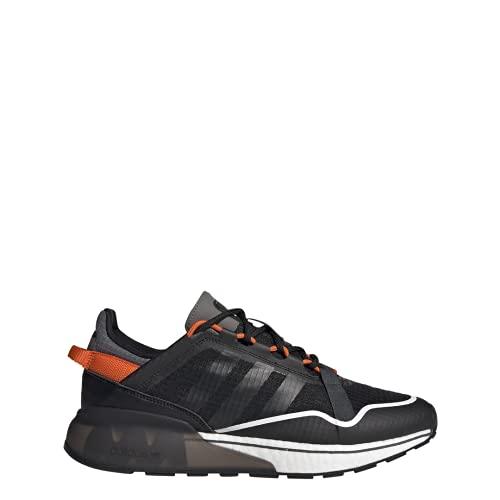 adidas ZX 2K Boost Pure Black/Orange Negro Size: 44 2/3 EU