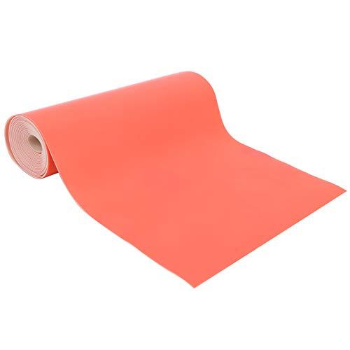 SALUTUYA Banda de Caza de catapulta roja-Blanca de 0,65 mm 2 M Fabricación Profesional cómoda, Correa de Repuesto, para Yoga en casa