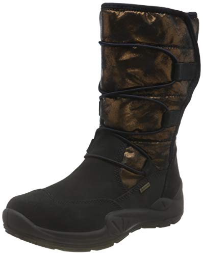 Primigi PWIGT 63831 Snow Boots, Notte Bronzo, 28 EU