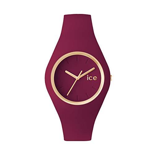 Ice-Watch - Ice Glam Forest Anemone - Montre Rouge pour Femme avec Bracelet en...