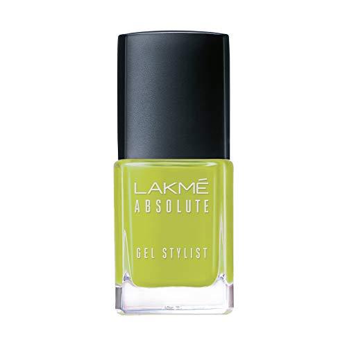 LAKMÉ Absolute Gel Stylist Nail Color, Mojito, 12ml