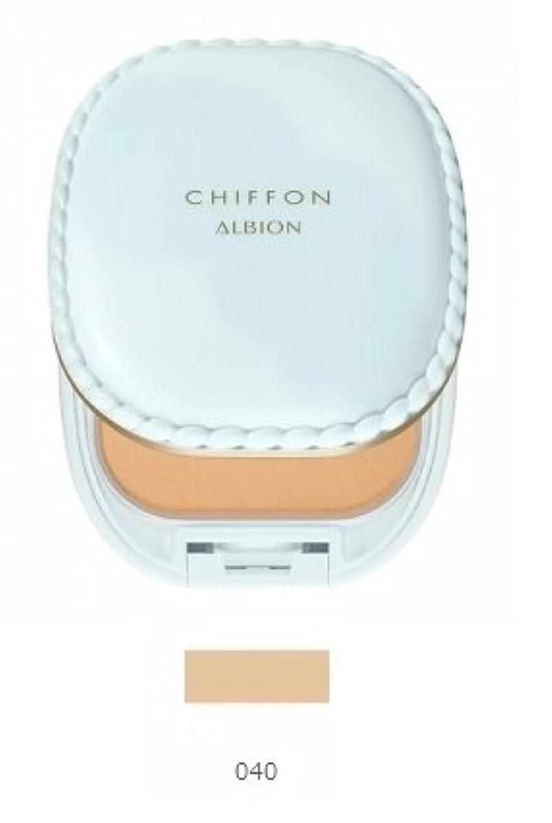 道徳チューブ登録するアルビオン スノーホワイトシフォン 040 レフィル 10g SPF25PA++