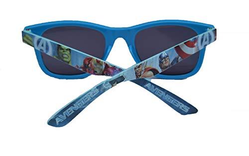HOVUK® PawPatrol, Avengers, Spiderman, Sonnenschutz, ab 3 Jahren, Klassisch, Blau