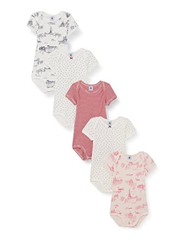 Petit Bateau 5943600 Underwear, Multicolor, 18 Mois Baby-Gir