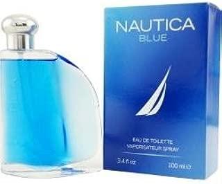 Nautica Blue FOR MEN by Nautica - 3.4 oz EDT Spray
