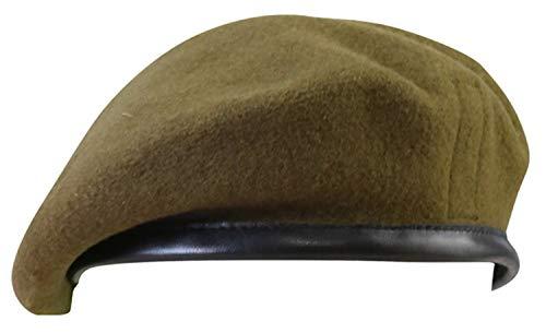 Baskenmütze der britischen Armee, Khaki...