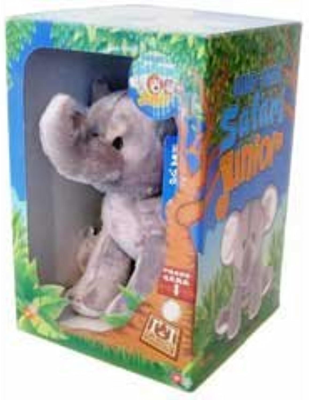 Hide And Seek Safari JR. - Elephant by R & R Games