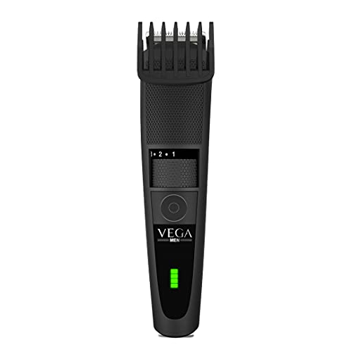 VEGA Men T3 Beard Trimmer For Men With Quick Charge, 90 Mins...