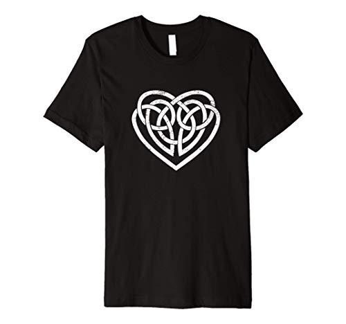 Mom Shirt Motherhood Celtic Knot Symbol Mothers Day Gift Premium T-Shirt