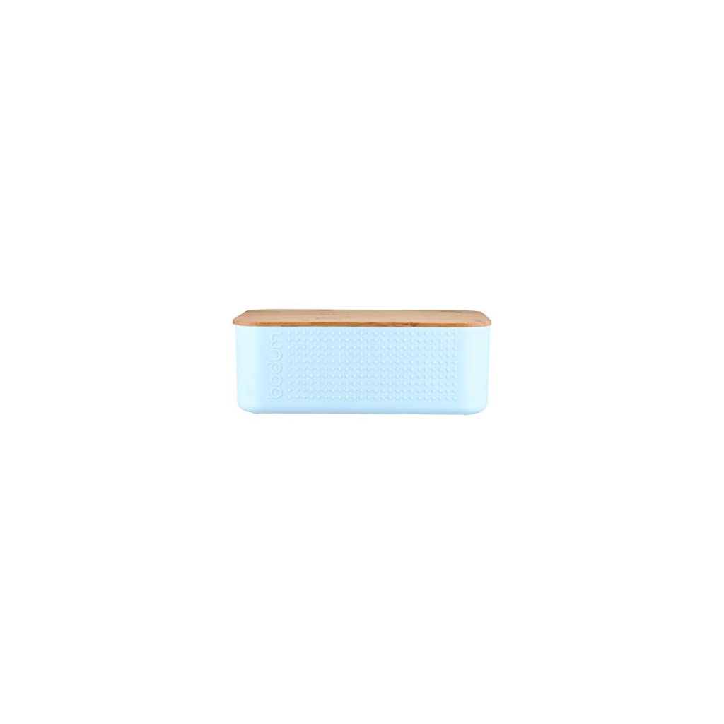 Bodum Bread Box Large - Duck Egg Blue