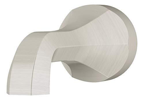 Symmons 069-STN Canterbury Non-Diverter Tub Spout in Satin Nickel