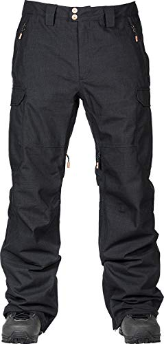 L1 Premium Goods Herren Brigade Pant '21 Hose Wasserabweisend Atmungsaktiv Snowboardhose Men