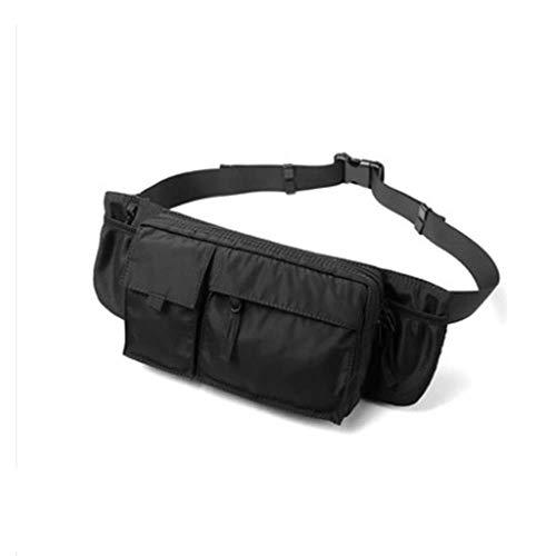 Brusttasche Herren Umhängetasche Umhängetasche kleine Hüfttasche große Kapazität Student Registrierkasse